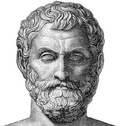 Thales Felsefesi 1