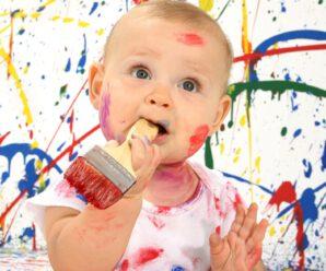 Bebeklikte Duyu Organlarının Gelişimi 13