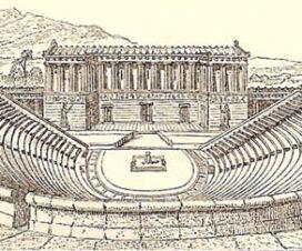 Antik Yunan Tiyatrosu 9