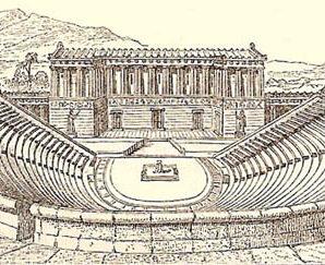 Antik Yunan Tiyatrosu 15