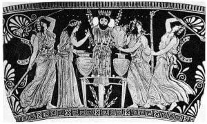 Antik Yunan Tiyatrosu 1