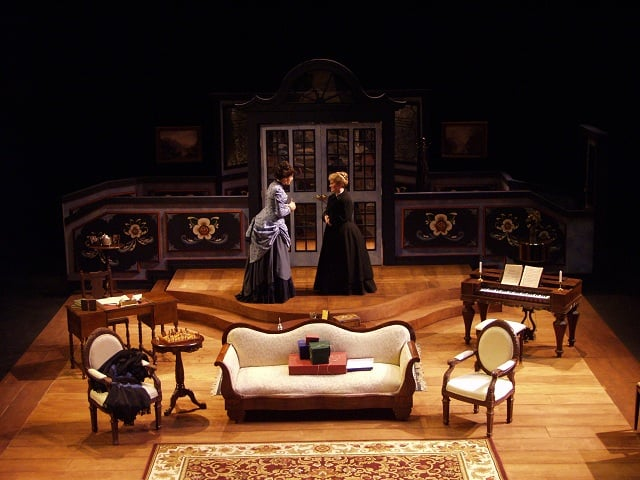 Tiyatroda Realizm 8