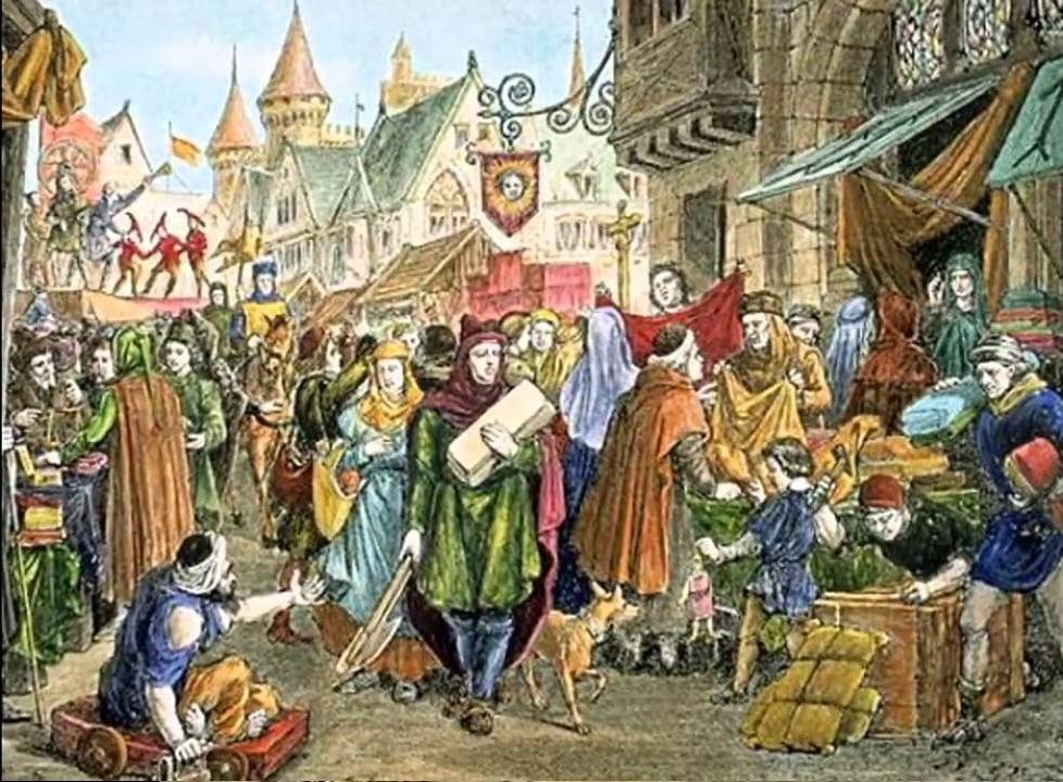 Orta Çağ Tiyatrosu 14