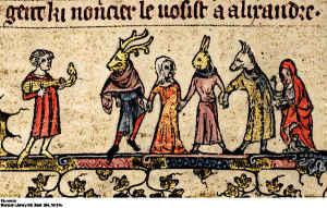 Orta Çağ Tiyatrosu 3