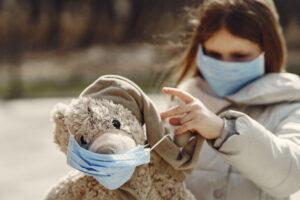 'Pandemi ve Çocuk'