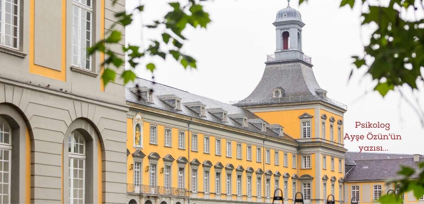 Almanya'da Klinik Psikoloji Yüksek Lisans 1