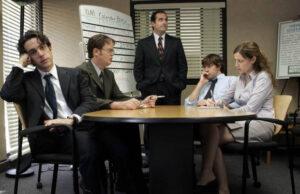 The Office Dizisinin Klasik ve Edimsel Koşullanma Açısından İncelenmesi 2